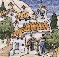 Mini Spanish Cottages 5 - Michael Powell