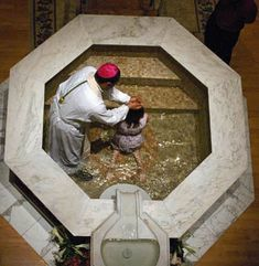 When the first Christians were initiated into the community as adults, and their sins were washed away in the baptismal pool - they were not expected to sin again.