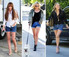 Star Shorts: Jennifer Love Hewitt  More Rock Patriotic Fashion