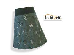 ROCK 42 Tweed mit Pailetten A-Linie KLEIDZEIT  von kleidzeit ® auf DaWanda.com http://de.dawanda.com/product/76356131-ROCK-42-Tweed-mit-Pailetten-A-Linie-KLEIDZEIT