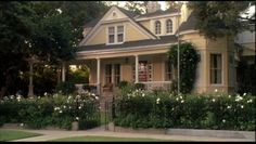 Daddy Day Care The actual house is located in Pasadena,