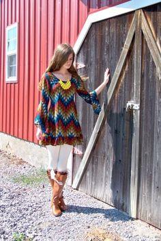 Jones Burch Boutique and Apparel | boutique | product | starburst-dress