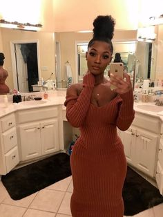 dressy outfits with boots Dope Outfits, Dressy Outfits, Chic Outfits, Fall Outfits, Fashion Outfits, Black Girl Fashion, Look Fashion, Autumn Fashion, Curvy Women Fashion