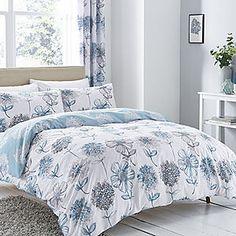 Catherine Lansfield Banbury Duvet Cover & Standard Pillowcase Set #kaleidoscope #bedroom