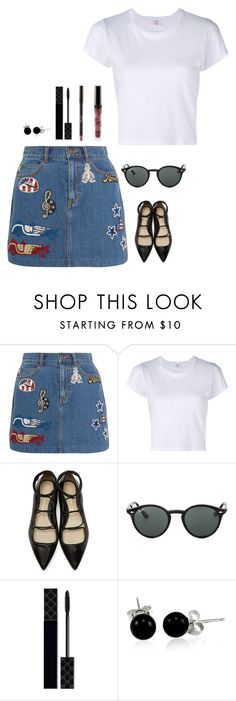 """Untitled #675"" by h1234l on Polyvore featuring Marc Jacobs, RE/DONE, 3.1 Phillip Lim, Ray-Ban, Gucci and Bling Jewelry"