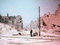 Die Leipzigerstrasse im Jahre 1946