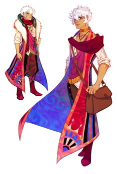 the arcana asra | Tumblr