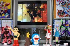 [Tokyo-Anime] Tokyo Anime Centre, Akihabara, Tokyo. Image by Simon Richmond / Lonely Planet