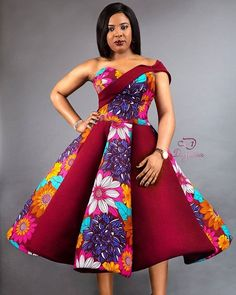 Kente Fabric Designs: See These Kente Styles For Fashionable Ladies - Lab Africa Short African Dresses, Latest African Fashion Dresses, African Print Dresses, Ankara Fashion, African Prints, African Inspired Fashion, African Print Fashion, Africa Fashion, Trendy Ankara Styles