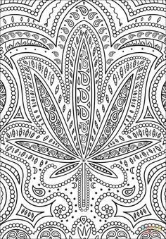 Hippie Coloring Pages | Skull coloring pages, Coloring pages, Free ... | 339x236
