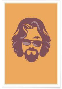 The Dude - Bruno Morphet - Premium Poster