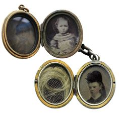 Memories...Victorian Mourning Jewelry