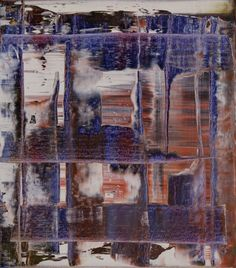 Abstract Painting [816-2] » Art » Gerhard Richter
