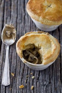 NOMU is an original South African food and lifestyle concept by Tracy Foulkes. Chicken And Mushroom Pie, Good Food, Yummy Food, South African Recipes, Winter Food, Pie Recipes, Food For Thought, Stuffed Mushrooms, Favorite Recipes