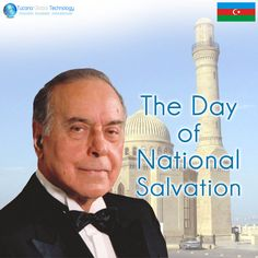 Today is The Day of #NationalSalvation of the #Azerbaijani People