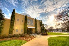 Bob Jones University Science Building   Through the Lens of a Bruin