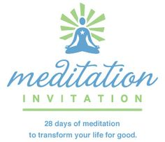 Say yes to the 28 day Meditation Invitation - Yoga Journal.  More love from Dec 21st 2012 and beyond!