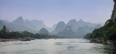 https://flic.kr/p/jcUW9J | Li River, Gulin, China