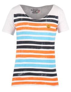 Holmes Bros Mens Striped Vintage T-Shirt Holmes Brothers, Lifestyle Store, Amazing Women, Women Accessories, Cool Outfits, Lady, Mens Tops, T Shirt, Stuff To Buy