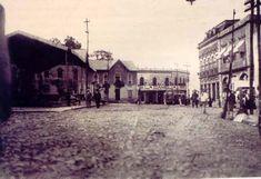 San Angel, Plaza de San Jacinto
