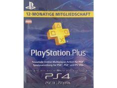 PSN Live Card Plus  365 Tage - nur für Österreich! in Online Games, Spiele und Games in Online Shop http://Spiel.Zone
