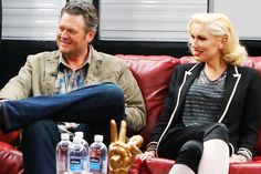 Gwen Stefani and Blake Shelton Will Step Up the PDA on 'The Voice' (REPORT)