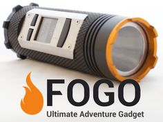 Fogo Adventure Gadget: GPS+Flashlight+Walkie Talkie+Charger's video poster (kickstarter)