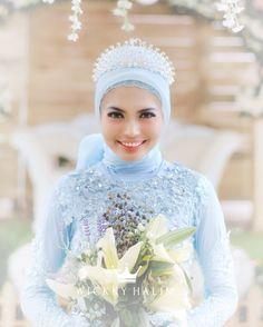 @wickkyhalim_mua  #wedding #hijab #hijabbride #makeup #makeupwedding #makeupartist #hijabbeauty #flawless
