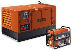 ◙ [Get Nulled]◶ Industrial Generator Diesel Electrical Electricity Emergency Energy Engine Emergency Generator, Motor Generator, Industrial Generators, Diesel, Power Backup, Stationary Supplies, Information Graphics, In Case Of Emergency, Home Repair