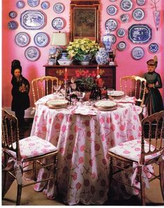 One of my fav dining rooms