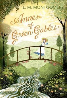 Anne of Green Gables. Little me enjoyed this book so much, staying up way past my bedtime reading.