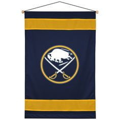 ATHLEZ - Buffalo Sabres Sidelines Wall Hanging