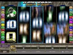 Tomb Raider Secret of the Sword £2,000 FREE PLAY Players Casino Games