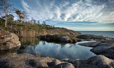 'The picture-perfect island of Utö in the Stockholm archipelago is the essence of Swedishness.'