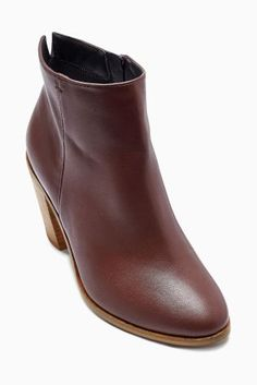 Buy Stack Heel Ankle Boot from the Next UK online shop