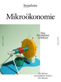 Brand Eins Mikroökonomie
