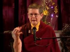 "Pema Chödrön  ""This Lousy World"""