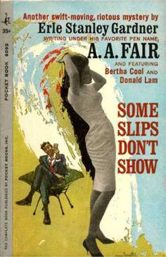 Pocket Books - Some Slips Don't Show