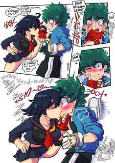 My Hero Academia Episodes, Hero Academia Characters, My Hero Academia Manga, Anime Characters, Horror Movie Characters, Cute Anime Pics, Cute Anime Couples, Cute Comics, Funny Comics