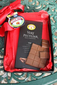 The English Can Cook: Marmite chocolate: psychedelicious