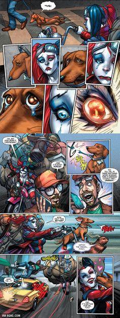 Harley Quinn still awesome