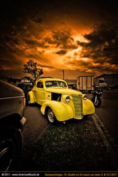 1938 Chevy Hot Rod by AmericanMuscle.deviantart.com on @deviantART