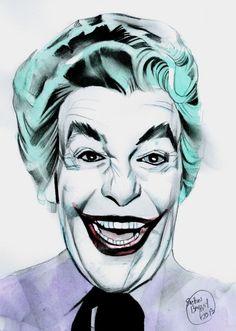 The Joker Art | The Joker Comic Art