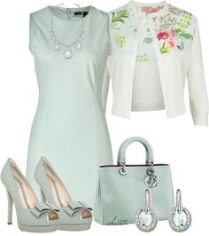 """""""Leather Dress"""" by christa72 ❤ liked on Polyvore"""