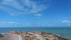 Praia de Itabuba em Maceió - Alagoas