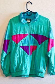 Ridiculous (and Nostalgic!) 90s Fashion Trends I still rock the windbreaker…