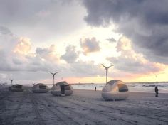 Live almost anywhere on Earth in futuristic Ecocapsule The egg-shaped, off-grid Ecocapsule can be moved nearly anywhere you want to live for a while -- and it looks like an awesome little home.