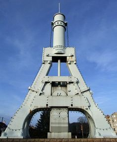The Creusot Steam Hammer - world's biggest. AND it's over a 100 years old.