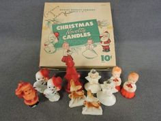 shopgoodwill.com: 10 Vintage Gurley Candles with Original Box