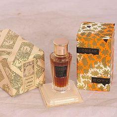Vintage Coty L'Origan 15ml Perfume extrait parfum another wonderful old scent.